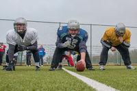 American Football Training.