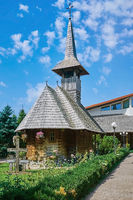 Wooden Church of Monastery