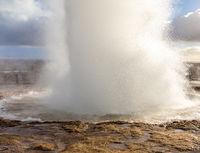 strokkur geysir Iceland