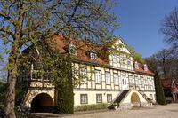 Herrenhaus von Rittergut Molzen