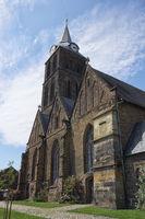 Minden - Kirche St. Marien, Deutschland