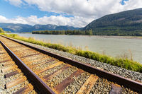 Railroad in Canada