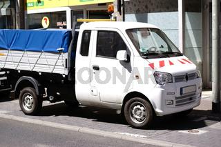Kleinlastwagen