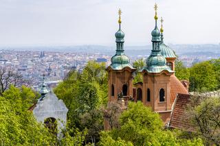 St. Laurentius-Kirche, Prag