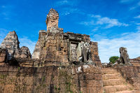 Eastern Mebon temple at Angkor wat complex