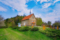 Small chapel in Poland