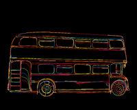 London Bus sketch