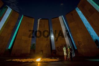 Genocide memorial, Yerevan