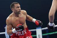 Boxer Kubrat Pulev