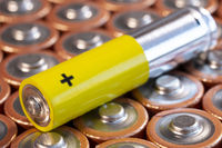 Multiple AA and AAA batteries