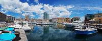 Im Hafen von Savona - Ligurien
