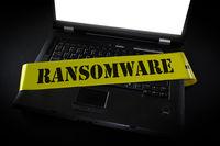 Ramsomware computer crime scene