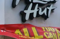 Pizza Hut Poster