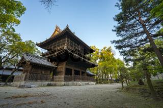 Shofuku-ji temple in Hakata, Fukuoka, Japan