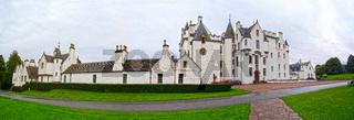 Blair Castle, Blair Atholl, Schottland, Groß Britannien