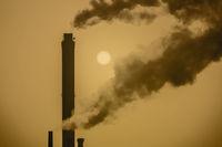 smoking chimneys air pollution environment
