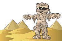 Mummy theme image 2