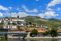 Pinhao am Douro Fluss, Pinhao, Douro Tal, Portugal