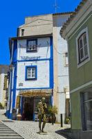 Haus in der Altstadt von Monchique, Algarve, Portugal