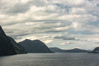 Storfjord in Norwegen