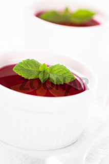 Red Jelly or Jello