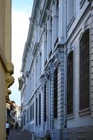 Basel, Blaues Haus, Weisses Haus