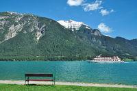 am Achensee in Tirol,Oesterreich