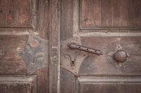 Old church portal