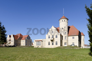 Schloss Stolpe, Usedom
