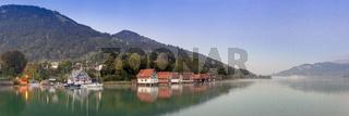 Großer Alpsee bei Immenstadt im Allgäu