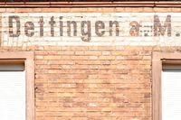 Stadtschild Dettingen