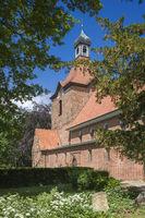 Sankt Johanniskirche in Oldenburg in Holstein