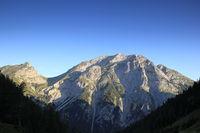 Morgens im Gebirge