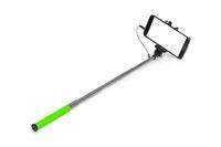 Smartphone with selfie stick