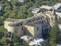 church at Stromboli