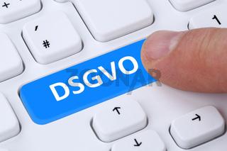 DSGVO Datenschutz Grundverordnung Verordnung Regel EU Europäische Union Internet
