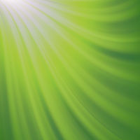 Green Blurred Background. Abstract Glowing Pattern