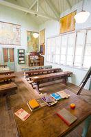 Old Australian Classroom
