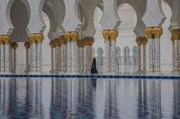 Scheich Zayed Moschee, Abu Dhabi