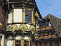 Höxter - Historische Altstadt, Deutschland