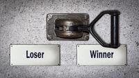 Wall Switch to Winner versus Loser
