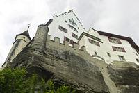 Schloss Lenzburg, Lenzburg, Kanton Aargau, Schweiz