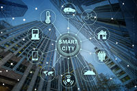 The concept of smart city and internet of things