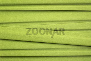 green crepe paper background