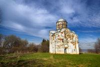 Church of St. Nicholas in Lipno, Velikiy Novgorod