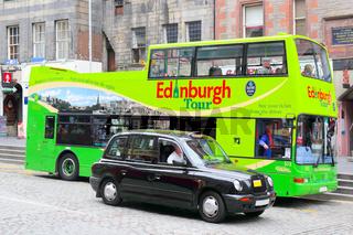 Tourismus in Edinburgh