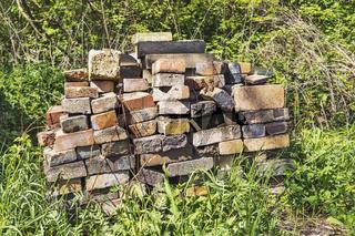 Ziegelsteine | bricks