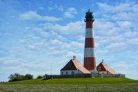 Westerheversand Leuchtturm