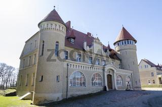 Schloss Stolpe, Usedom