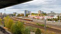 Infrastruktur Berlin